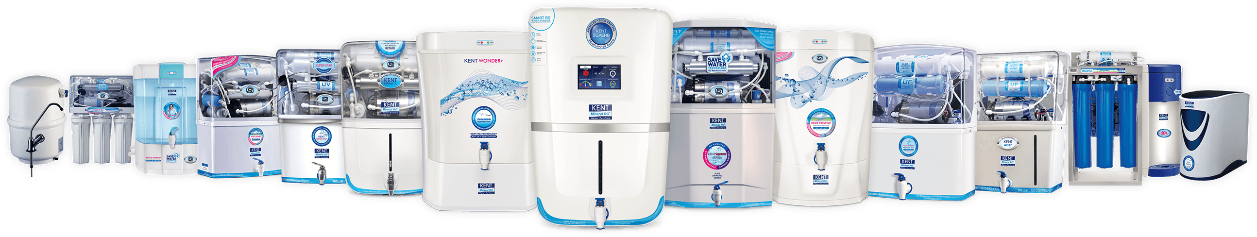 kent ro water purifier all models for UAE
