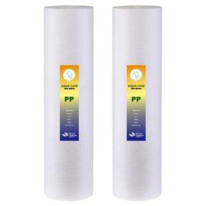 pp sediment water filter cartridges